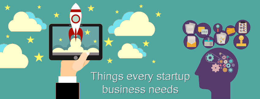 things every startup needs