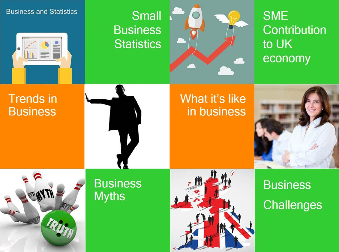 UK small business facts