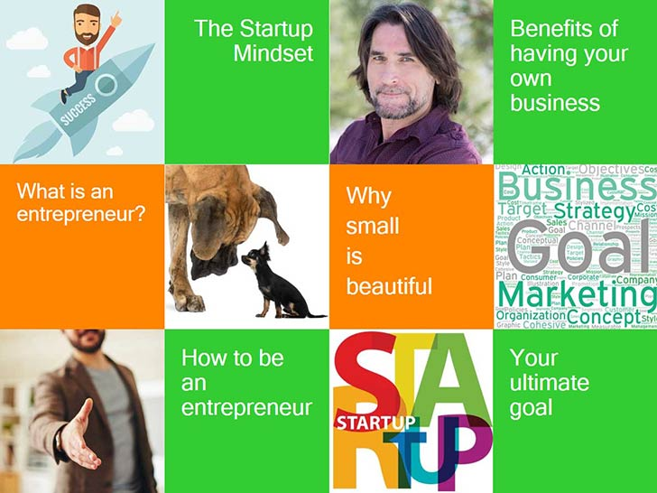 Attitudes & behaviours for startup entrepreneurs